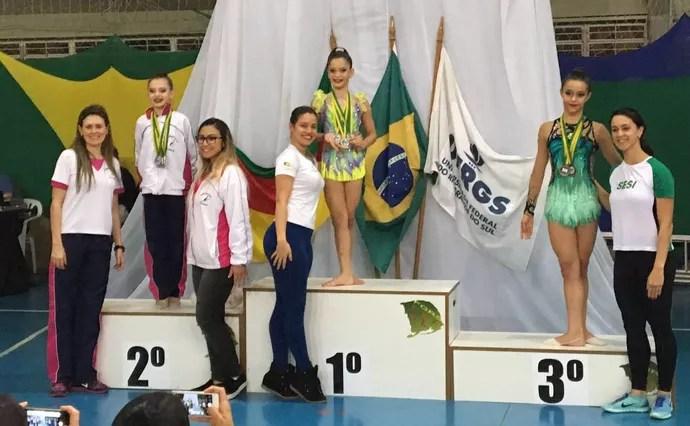 Maria Flávia e Iracema Alves (Foto: Divulgação/Clube Jardins)