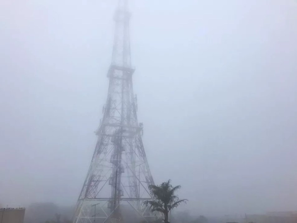Tempo deve permanecer nublado. — Foto: Jaqueline Naujorks/TV Morena