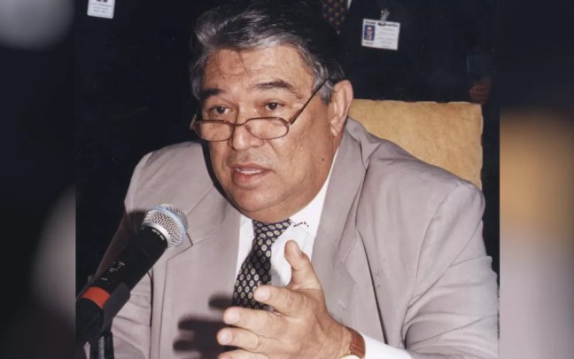 Ex-diretor do Gupo Jaime Câmara João da Rocha Ribeiro Dias, Goiás — Foto: Arquivo/GJC