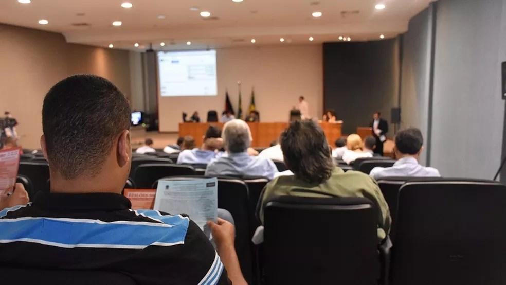 Leilão será realizado na sede da Justiça Federal na Paraíba, em João Pessoa, mas também será possível participar por videoconferência ou virtualmente (Foto: JFPB/Divulgação/Arquivo)