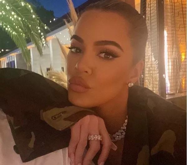 Socialite Khloé Kardashian (Photo: Instagram)