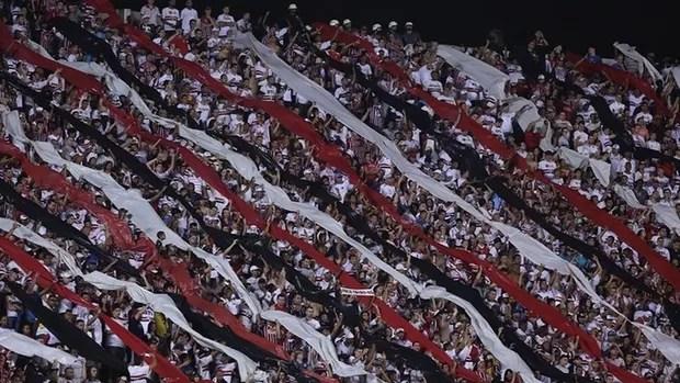 São Paulo x Portuguesa (Foto: Rubens Chiri / saopaulofc.net)