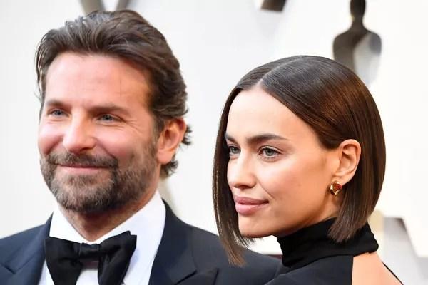 Bradley Cooper and Irina Shayk (Photo: Getty Images)