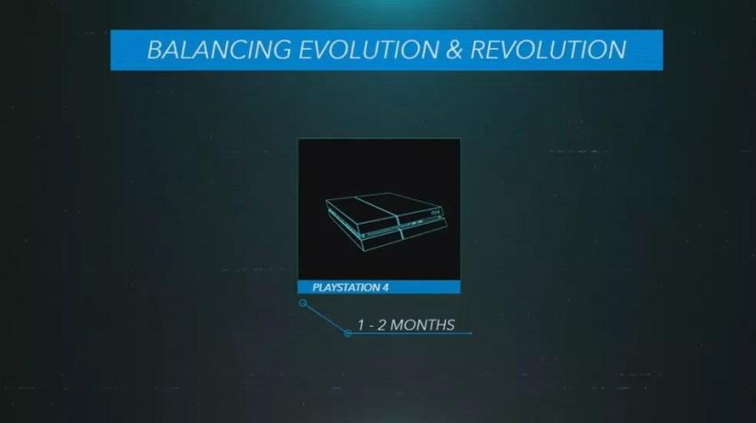 Processador do PS5 permite frequência variável — Foto: Reprodução/Sony