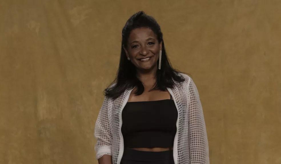 Claudia Di Moura comenta que sua personagem Zefa em 'Segundo Sol' transformou a família Athayde através do amor — Foto: Raphael Dias/Gshow
