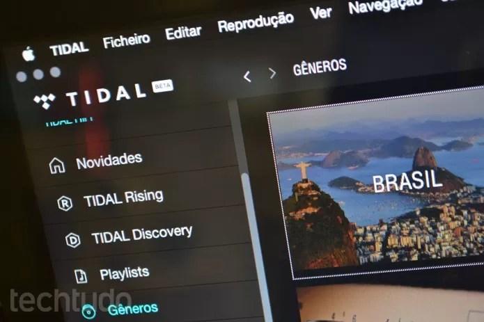 Dez motivos para testar o Tidal, o rival turbinado do Spotify (Foto: Melissa Cosseti/TechTudo) (Foto: Dez motivos para testar o Tidal, o rival turbinado do Spotify (Foto: Melissa Cosseti/TechTudo))