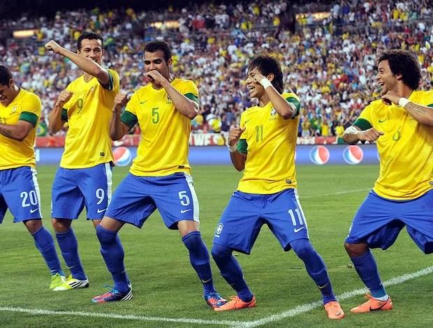 Estados Unidos x Brasil, Neymar (Foto: Agência Reuters)