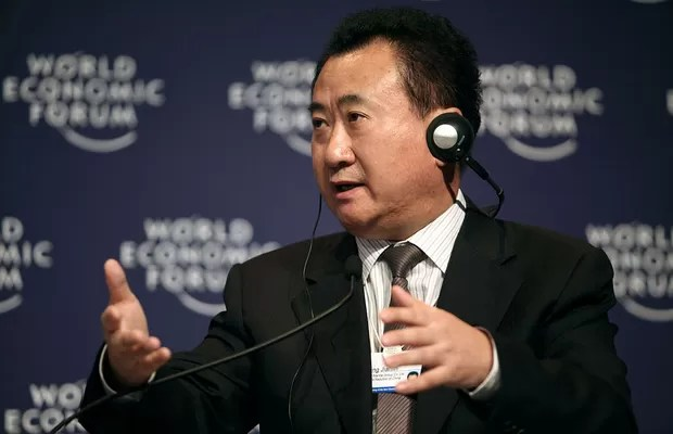 Wang Jianlin (Foto: Creative Commons)