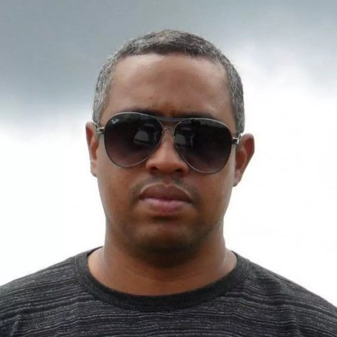 Sidney Ribeiro dos Santos foi atingido por disparo durante confronto (Foto: Arquivo Pessoal)