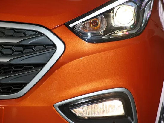Novo Hyundai ix35 2016
