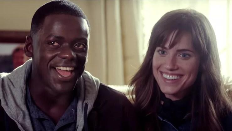Daniel Kalluya e Allison Williams em cena de 'Corra!' (Foto: Divulgação)