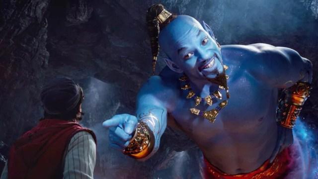 Aladdin é atração de junho no CineMaterna, em Natal — Foto: Divulgação