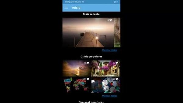 Wallpaper Studio 10   Download   TechTudo