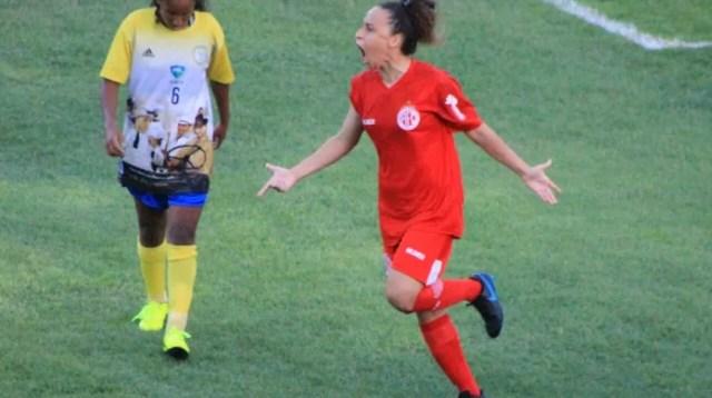 Goleadas marcam abertura do Campeonato Potiguar Feminino   rn   ge