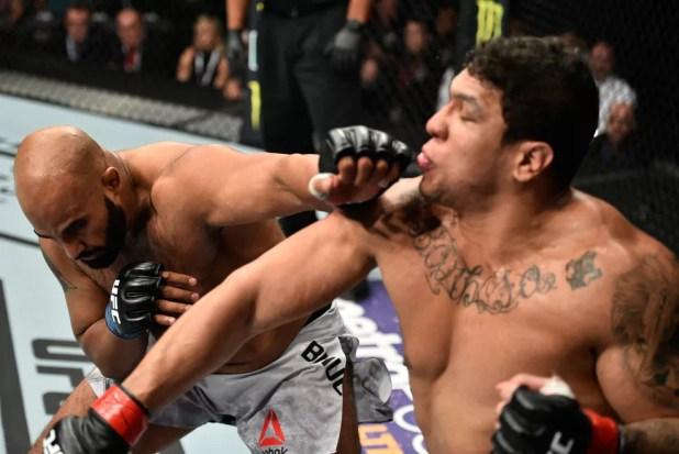 Arjan Bhullar venceu Luis Henrique KLB no UFC 215, no Canadá (Foto: Getty Images)