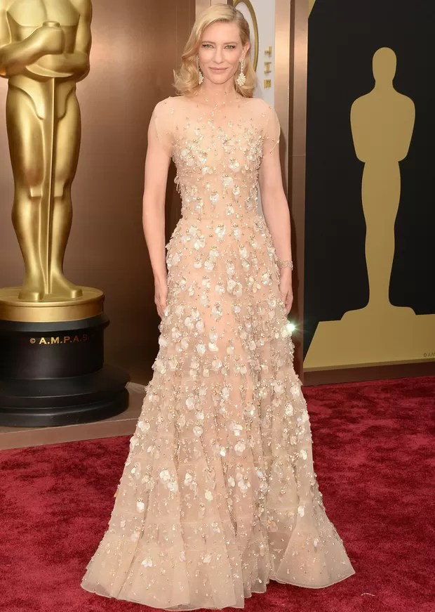Cate Blanchett 2014 (Foto: Getty Images)