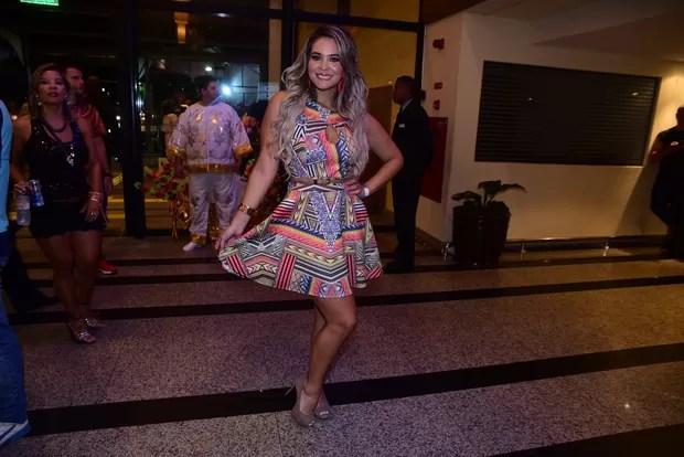 Geisy Arruda (Foto: Leo Franco / AgNews)