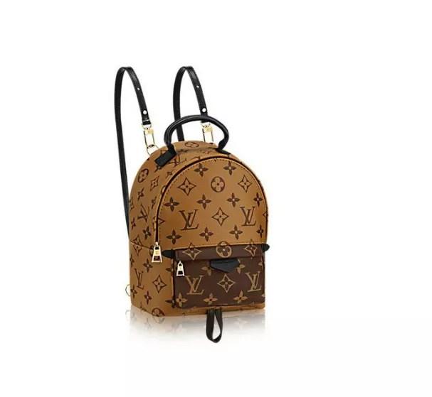 Mochilinha Louis Vuitton (Foto: Reprodução)