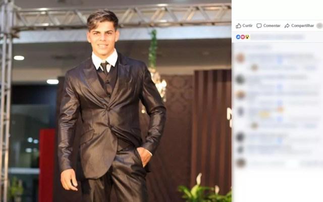 Willian Santos de Oliveira — Foto: Facebook/Reprodução