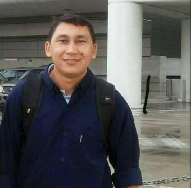 José era subtenente e trabalhava no 2º Batalhão de Fronteira de Cáceres — Foto: Divulgação