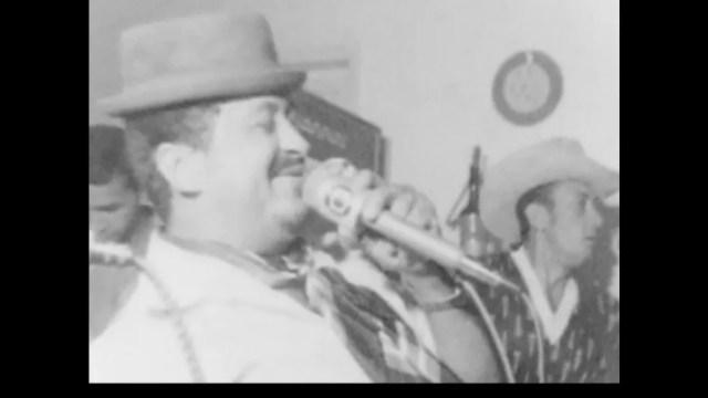Genival Lacerda gravou seu primeiro disco em 1956 — Foto: Reprodução/TV Globo
