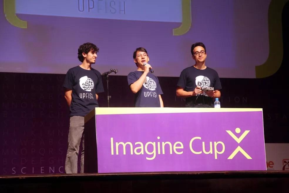 Universitários da Unicamp e UFABC vencem etapa nacional da Imagine Cup (Foto: Divulgação/Microsoft)