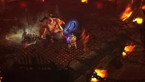 O inimigo Butcher está de volta em 'Diablo III' (Foto: Divulgação)