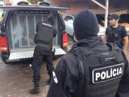 Image result for PF cumpre mandados contra o PCC em Pernambuco e outros seis estados