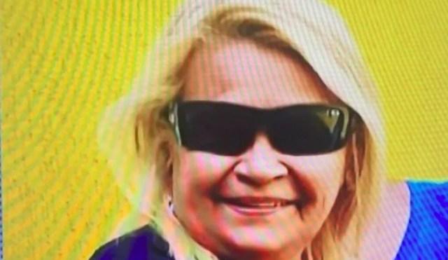Valéria Muniz de Carvalho foi encontrada morta em uma rua no Cachambi — Foto: Reprodução