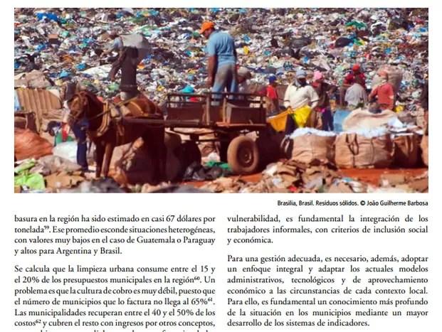 Brasil lidera desigualdade na América Latina