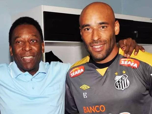 Ex-goleiro do Santos, filho de Pelé é condenado a 33 anos de prisão (Foto: Divulgação/Santos Futebol Clube)