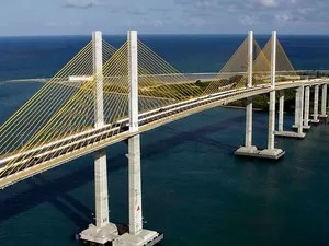 Ponte Newton Navarro (Foto: Canindé Soares)