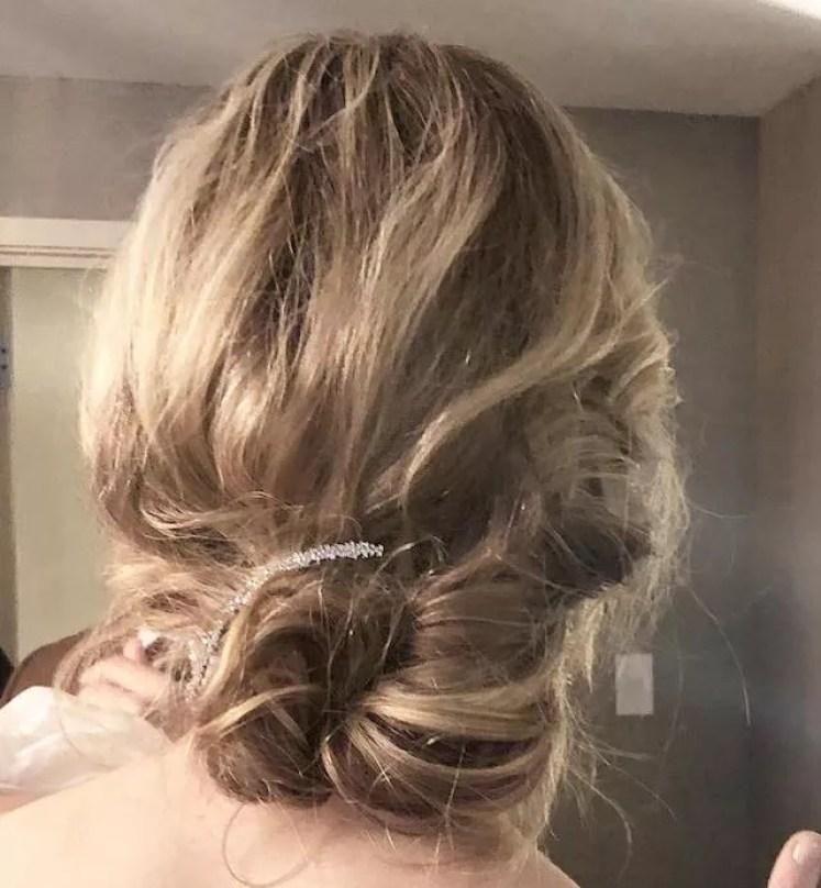 O coque de Emily Blunt (Foto: Instagram Laini Reeves/ Reprodução)