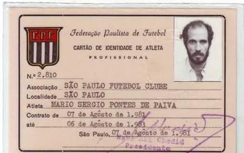 Mario Sergio São Paulo (Foto: Divulgação São Paulo FC)