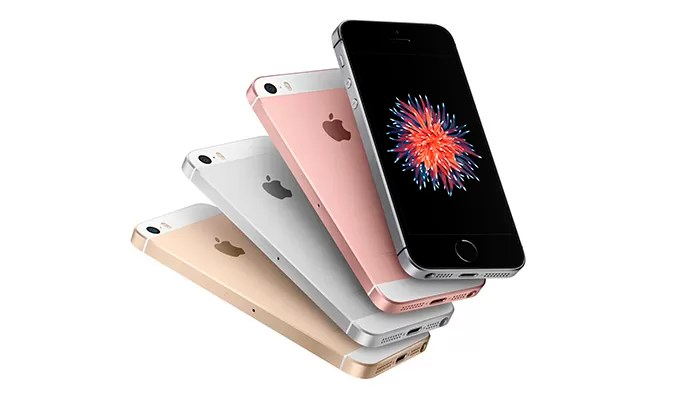 iPhone SE é um aparelho com quatro polegadas e configurações poderosas (Foto: Reprodução/Apple)