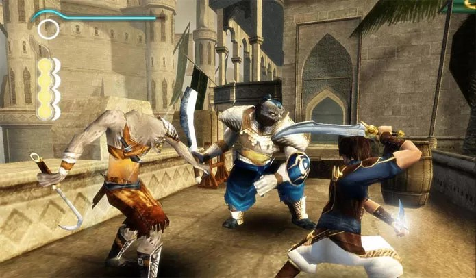 Prince of Persia The Sands of Time se destaca no Nuuvem (Foto: Divulgação)
