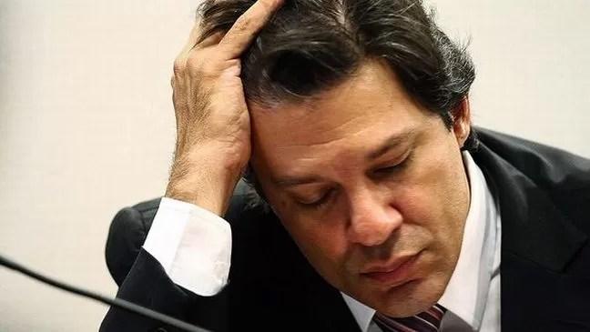 Fernando Haddad, prefeito de São Paulo (Foto: Divulgação)