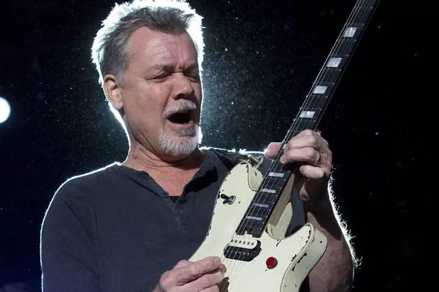 Eddie Van Halen (Foto: Reprodução)