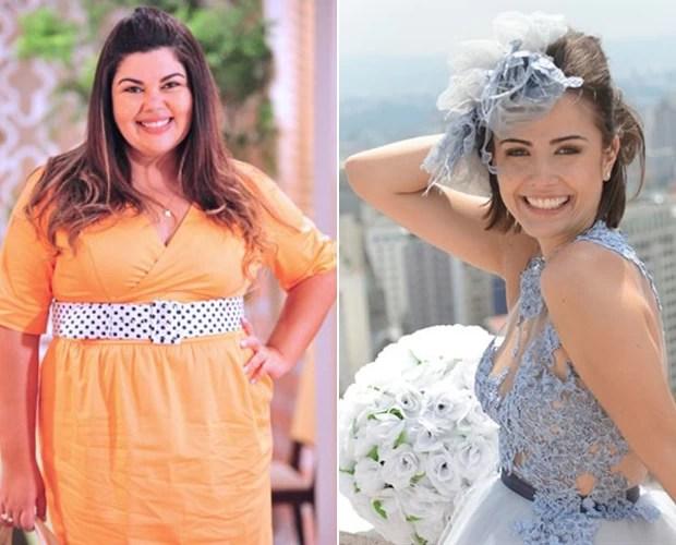 Fabiana Karla e Maria Casadevall vão participar do Na Boca da Galera (Foto: Divulgação / TV Globo)
