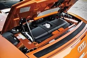 Audi R8 V8 Spyder (Foto: Motor Trend)
