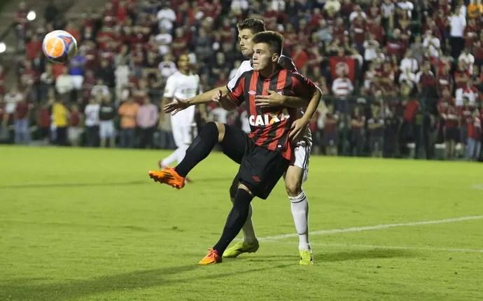 Natan Atlético-PR x Maringá (Foto: Joka Madruga / Futura Press)
