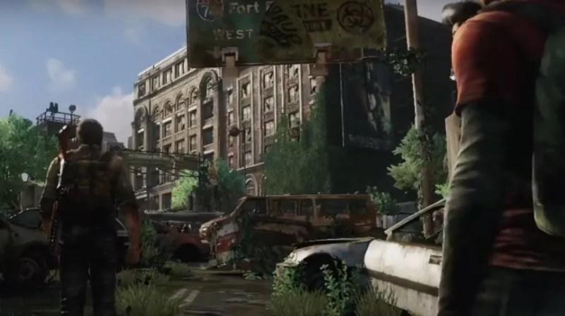 Cenários de The Last of Us foram inspirados em outras produções pós-apocalípticas (Foto: Reprodução)