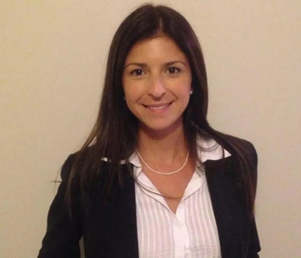 Brasileira Cecilia Haddad, de 38 anos, foi encontrada morta em rio na cidade de Sydney, na Austrália (Foto: Reprodução/Twitter/ NSW Police)