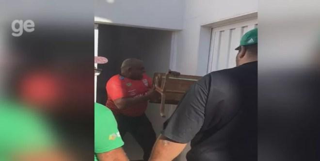 Andradina acusa José Bonifácio de trancar jogadores no vestiário antes de jogo da 4ª divisão de SP