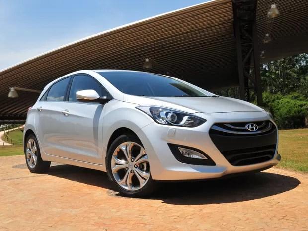 Novo Hyundai i30 traz transmissão automática de seis velocidades (Foto: Divulgação)