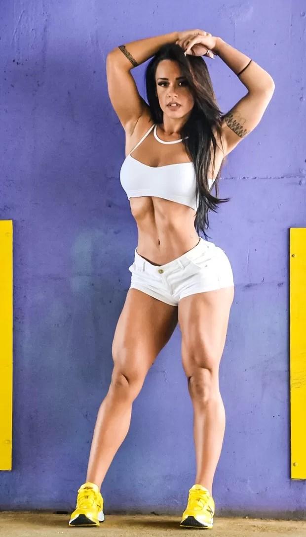 Sue Lasmar em sua melhor forma (Foto: Divulgação)