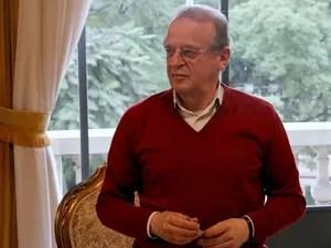 Antes de assumir o mandato no Piratini, Tarso foi ministro da Educação e Justiça (Foto: Caetanno Freitas/G1)