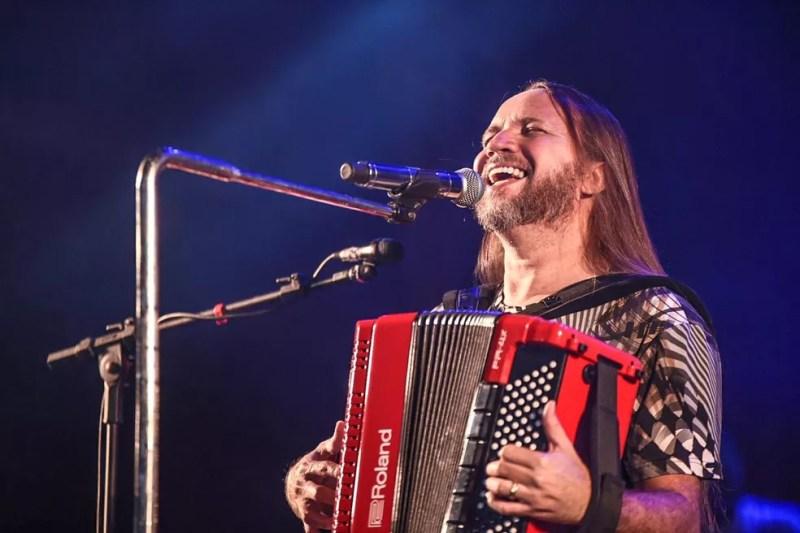 Dorgival Dantas canta neste domingo (9) — Foto: Igor do Ó/Divulgação