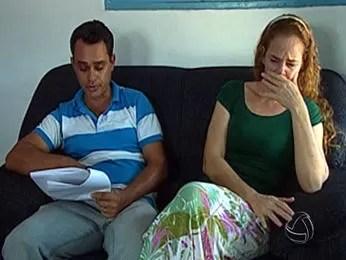 Os pais do jovem ainda acreditam que ele esteja vivo. (Foto: Divulgação / TVCA)
