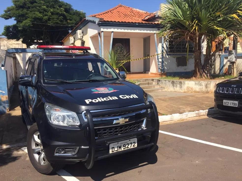 Operação é realizada em Pacaembu nesta quarta-feira (11) — Foto: Claudinei Troiano/TV Fronteira